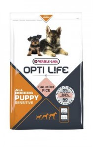 Opti Life - Puppy Sensitive 2.5 kg x 4 szt