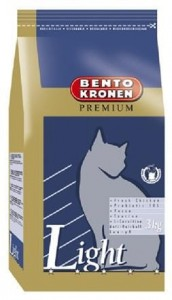 Bento Kronen - Light Cat Premium 3kg
