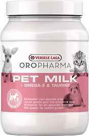 Oropharma Pet milk 400g