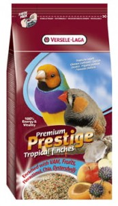 Tropical Finches Premium 1 kg