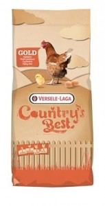 Country's Best - Gold 4 Gallico Pellet 20kg
