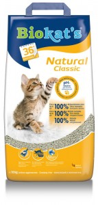 BIOKATS NATURAL CLASSIC 3 in 1 - 10 kg