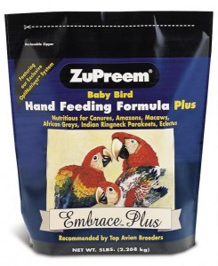 ZuPreem - Hand Feeding Embrace Plus 2,27 kg