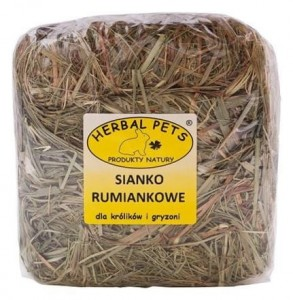 HERBAL Sianko rumiankowe 300g