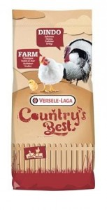 Country's Best - Dindo 2.1 Pellet 20kg