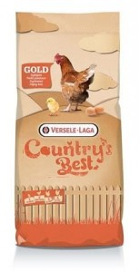 Country's Best - Gold 4 Crumble 20kg