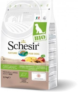 Schesir - BIO Medium/Large Main 2.5kg